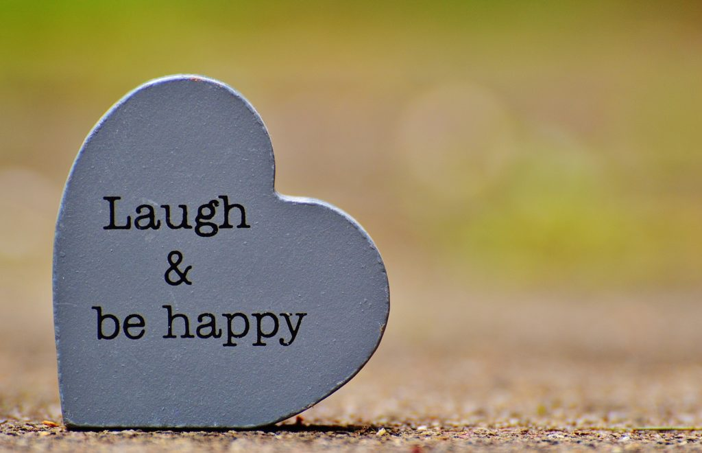 citation laugh and be happy